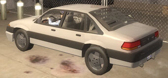 Capshaw in Saints Row 2 - rear left