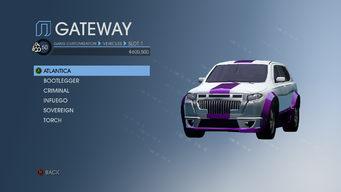 Gang Customization in Saints Row IV - Atlantica