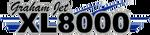 Graham Jet XL8000 logo