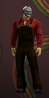 Horror Pack - Slasher outfit