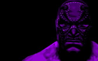 Murderbrawl XXXI - final scene blank mask