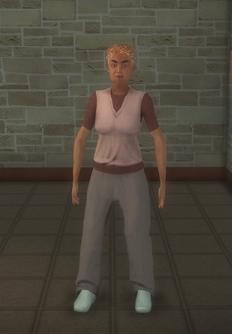 Patient - black female generic - character model in Saints Row 2
