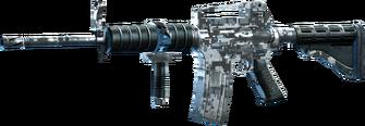 SRIV Rifles - Automatic Rifle - Shokolov AR - Digital Camo
