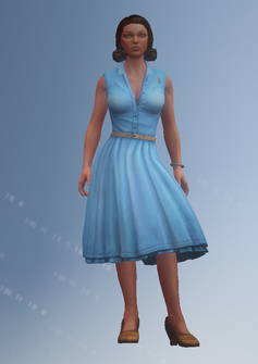 Shaundi - 50s - character model in Saints Row IV