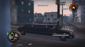 Status Quo - front right with logo in Saints Row 2