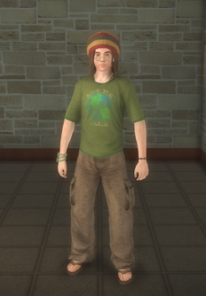 Veteran Child - character model in Saints Row 2