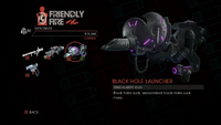 Weapon - Explosives - Black Hole Launcher - Main