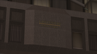 King Penthouse - exterior sign in Saints Row