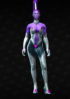 Kwilanna - character model in Saints Row The Third