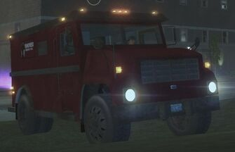 Titan - front right with lights in Saints Row 2