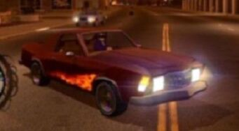 La Fuerza - front right with lights in Saints Row