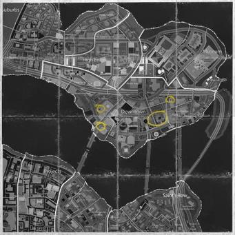 Round Peg, Square Hole - Dex's map