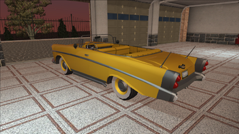 Saints Row variants - Hollywood - ClassicYellow3 - rear left