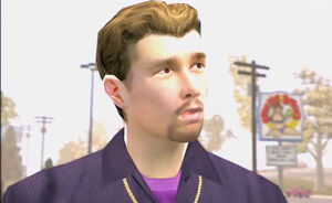 Troy Bradshaw - face in Saints Row