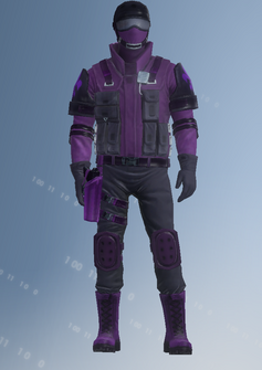 Gang Customization - Cop 2 - Colin - in Saints Row IV