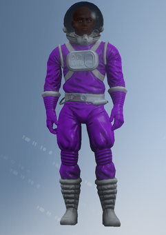 Gang Customization - Space Saints 2 - Forrest - in Saints Row IV