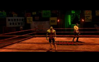 Murderbrawl XXXI - Angel in the ring