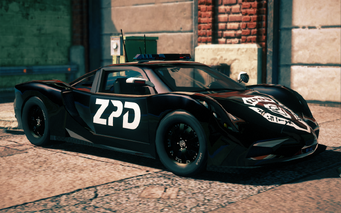 Peacemaker - front right in Saints Row IV