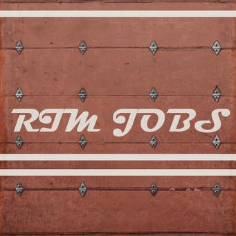 Rim jobs garagedoorred
