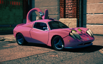 Sexy Kitten - front right in Saints Row IV