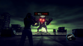 The Saints Flow SRIV livestream 00.06.40 Kill Cans