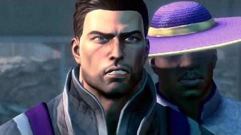 Saints Row 4 - Trailer Alien-Killer-Präsident aus der Matrix (Gameplay)-0