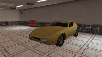 Saints Row variants - Venom Classic - Beater - front left