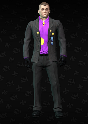 Gang Customization - Morning Star 5 - Victor - in Saints Row The Third