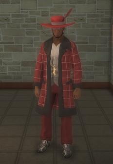 Pimp - black3 - character model in Saints Row 2