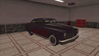 Saints Row variants - Gunslinger - Classic Hardtop - front right