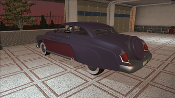 Saints Row variants - Gunslinger - Classic Hardtop - rear left