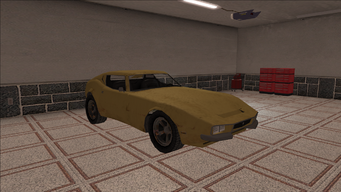 Saints Row variants - Venom Classic - Beater - front right