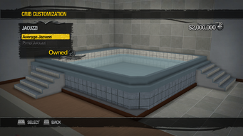 Downtown Loft - Crib Customization - Jacuzzi - Average Jacuzzi