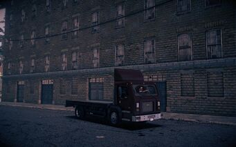 Flatbed - front right in Saints Row IV