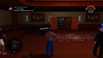 Kingdom Come Records Interior in ''Saints Row'' 4