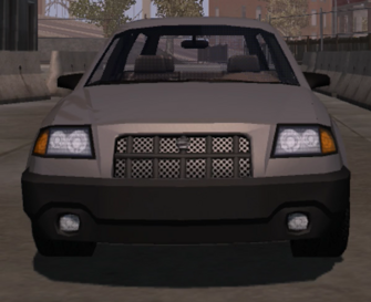 Komodo - front in Saints Row