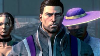 Playa - Saints Row IV - War for Humanity trailer