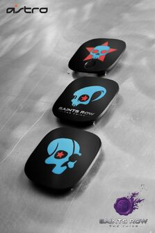Deckers Astro headset panels