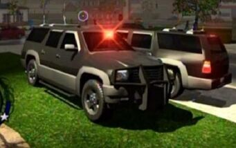 FBI - front right with siren in Saints Row