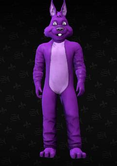 Gang Customization - Mascot 10 - Rabbit - in Saints Row The Third