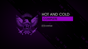 Hot and Cold complete