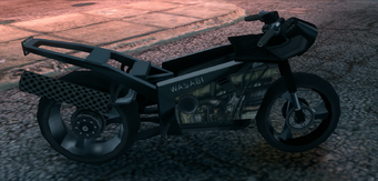 Police Kenshin - right - without panels in Saints Row The Third