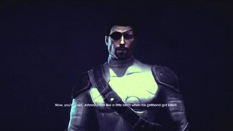 Saints Row IV Mr. X