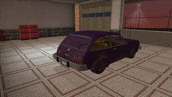 Saints Row variants - Slingshot - Gang 3SS lvl1 - rear right