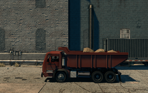 Longhauler - left in Saints Row The Third