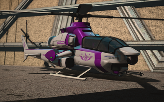 Saints Row IV variants - Tornado Saints - front right