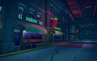 Southern Cross in Saints Row 2 - el sombrero rojo