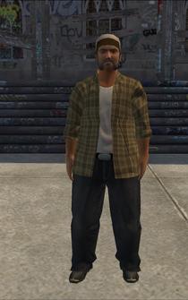 Trucker-01 - hispanic - character model in Saints Row