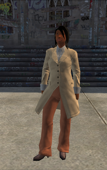 BusinessWoman-01 - DowntownPlasticSurgery - character model in Saints Row