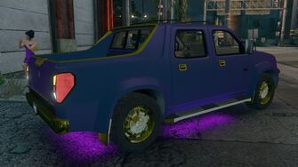 Criminal - rear right with underglow in Saints Row The Third